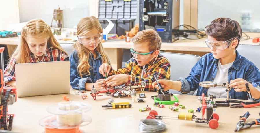 maker alanı yaratmak