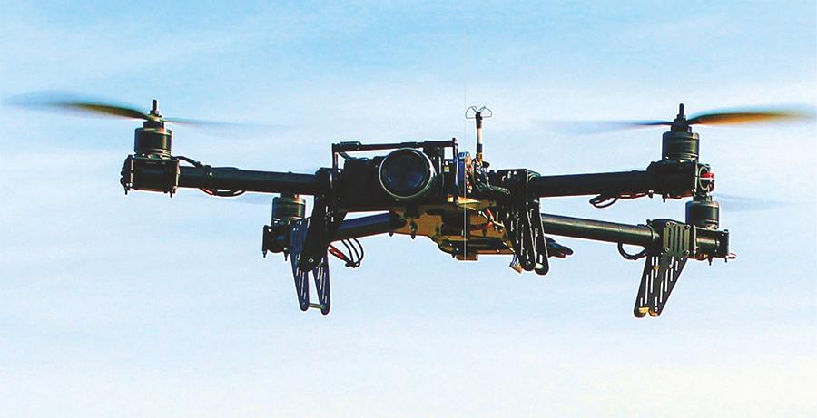 Drone 101: İnsansız Hava Araçlarıyla Yakın Tanışma