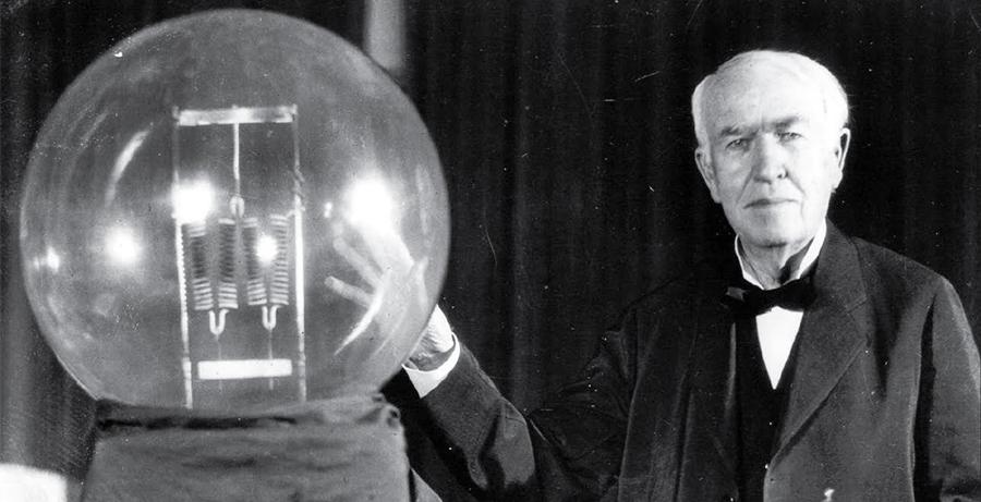 Edison: Hata Yapmadım. Sadece İşe Yaramayan 10.000 Farklı Şey Buldum