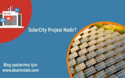 Elon Musk Projesi Solarcity